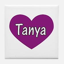Tanya Tile Coaster