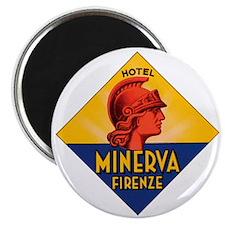 Hotel Minerva Magnet