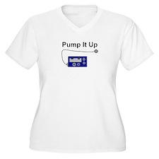 """""""Pump It Up"""" T-Shirt"""