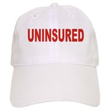 Uninsured Baseball Cap