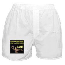 MAGIC LAMP Boxer Shorts