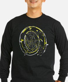 Kiting The Universe Long Sleeve T-Shirt