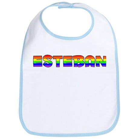 Esteban Gay Pride (#004) Bib