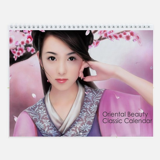 Beautiful Girl Wall Calendar