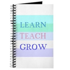 Learn Teach Grow Journal