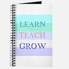 Learn Teach Grow Journal