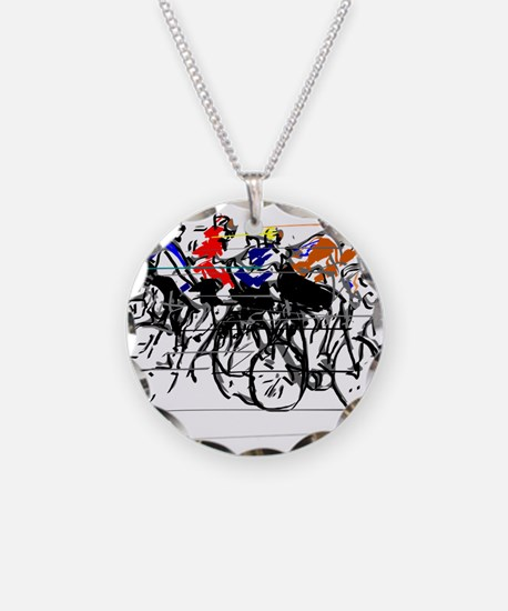 Tour de France Necklace