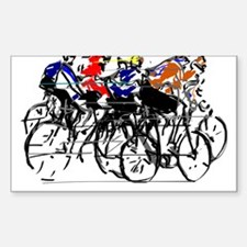 Tour de France Decal