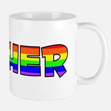 Esther Gay Pride (#004) Mug