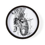 Motocross Basic Clocks