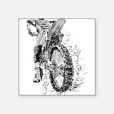 Motor Cross Sticker