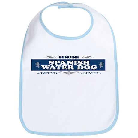 SPANISH WATER DOG Bib