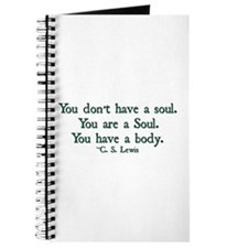 You Don't Have a Soul Journal