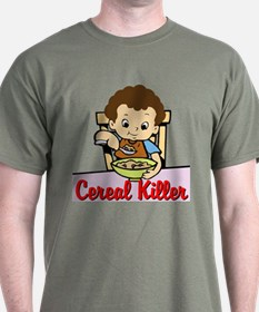 Cereal Killer | Cute Baby Gifts T-Shirt