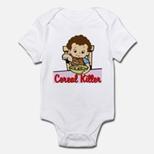 Cereal Killer | Cute Baby Gifts Infant Bodysuit