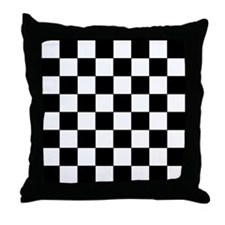 Throw Pillow - Checkerboard series