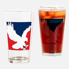 Cute Federalist Drinking Glass