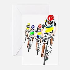 Bikers Greeting Cards