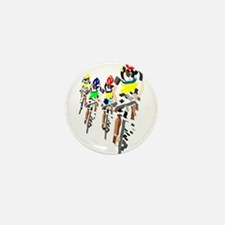Bikers Mini Button