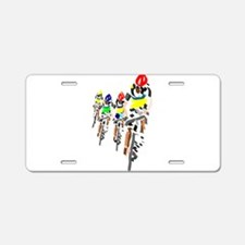 Bikers Aluminum License Plate