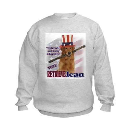 RETRIEVEican Kids Sweatshirt