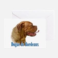 Dogue Name Greeting Card