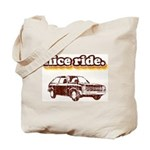Nice Ride Tote Bag