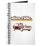 Nice Ride Journal