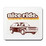 Nice Ride Mousepad