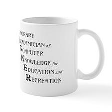 H.A.C.K.E.R. Small Mug