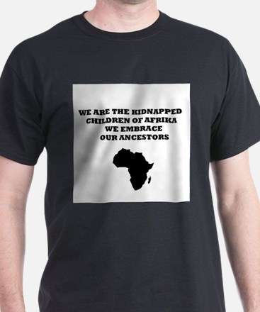 Kidnapped T-Shirt