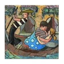 Venice -- Tile Coaster