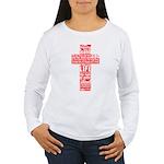 In the Beginning Women's Long Sleeve T-Shirt