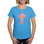 In the Beginning Women's Dark T-Shirt