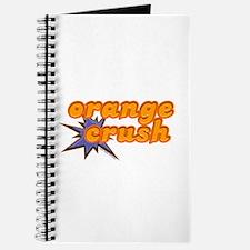 Orange Crush Journal