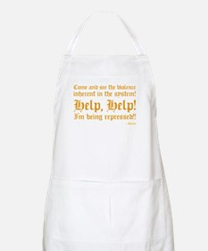 Python Help, Help I'm Being Repressed Apron