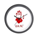 UAFC Wall Clock