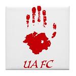 UAFC Tile Coaster