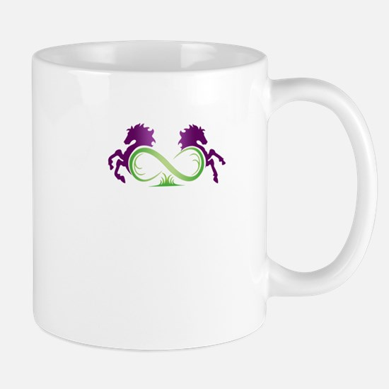 i love horses Mugs