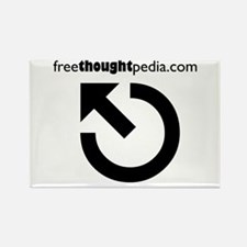 FreeThoughtPedia Store Rectangle Magnet (10 pack)