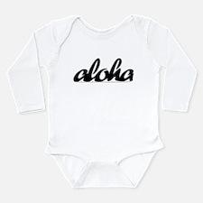 Surf Aloha - Body Suit