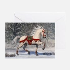 Holiday Unicorn 2016 Greeting Cards