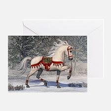 Holiday Unicorn 2016 Greeting Cards