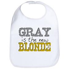 Gray is the new Blonde Bib