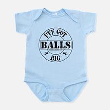 Ive Got Big Balls Body Suit