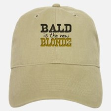 Bald is the new Blonde Baseball Baseball Cap