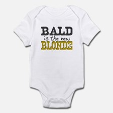 Bald is the new Blonde Infant Bodysuit
