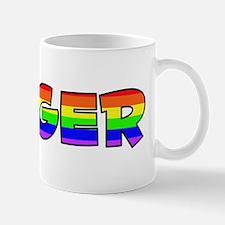 Ginger Gay Pride (#004) Mug