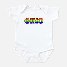 Gino Gay Pride (#004) Infant Bodysuit