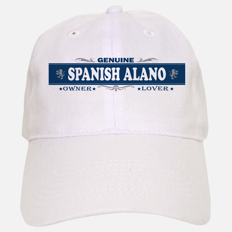 SPANISH ALANO Baseball Baseball Cap